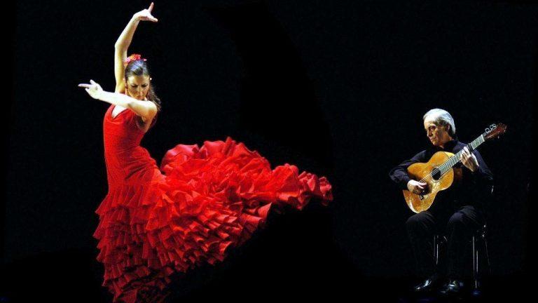 أنواع رقص الفلامنكو