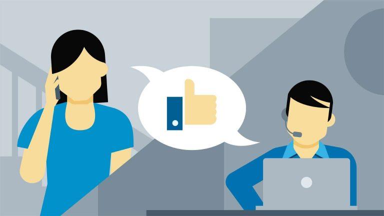 فن التعامل مع العملاء عبر الهاتف