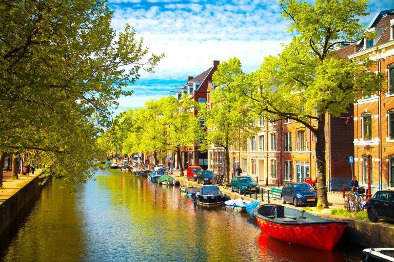 معلومات عن دولة هولندا