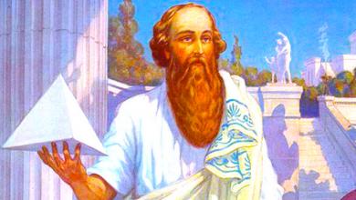 Photo of علماء الرياضيات فيثاغورس .. تعرف على أفكاره الرياضية ومبادىء نظرية فيثاغورس الشهيرة