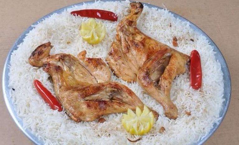 مطعم مندي في مكة المكرمة