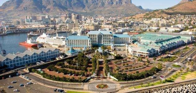 معلومات عن دولة جنوب إفريقيا