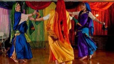 أنواع الرقص التونسي