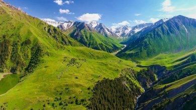 معلومات عن دولة قرغيزستان