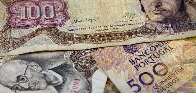 العملة في البرتغال