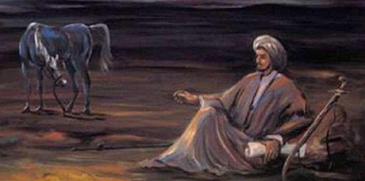 سيرة حياة زهير بن أبي سلمى