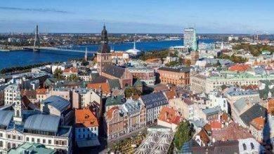 معلومات عن دولة لاتفيا