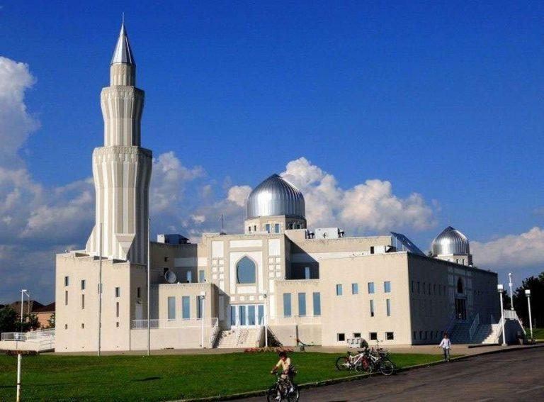 الاسلام في كندا