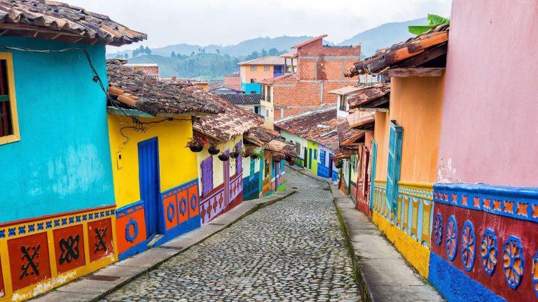 الاسلام في كولومبيا