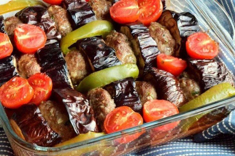 اكلات الباذنجان التركية