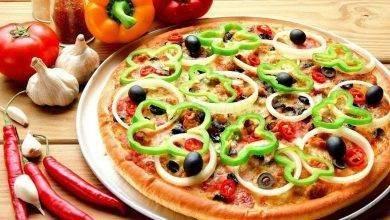 Photo of طريقة عمل البيتزا بدون فرن