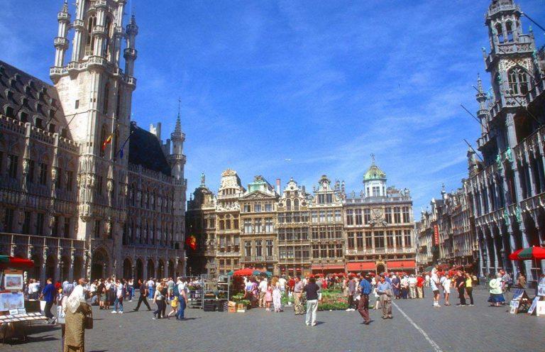 معلومات عن دولة بلجيكا