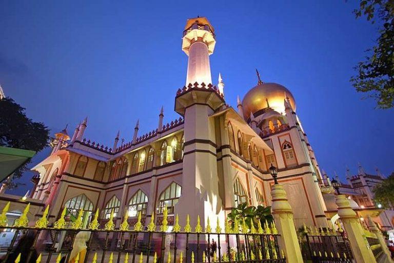 الاسلام في سنغافورة
