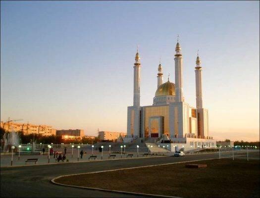 انتشار الاسلام في كازاخستان