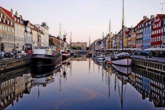 معلومات عن دولة الدنمارك