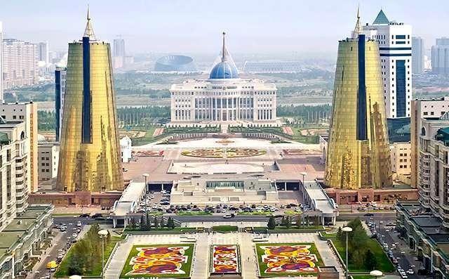 الاسلام في كازاخستان