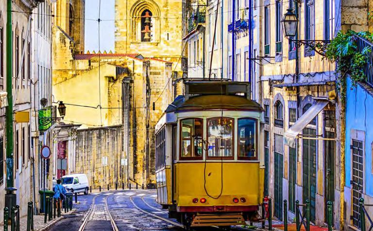 معلومات عن دولة البرتغال ووسائل المواصلات بها