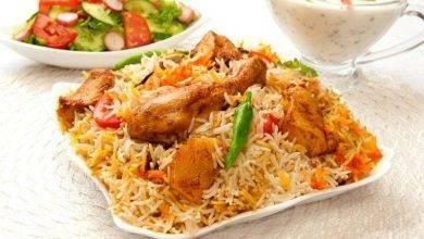 Photo of طريقة عمل البرياني اللذيذ بالخضروات والدجاج والتوابل