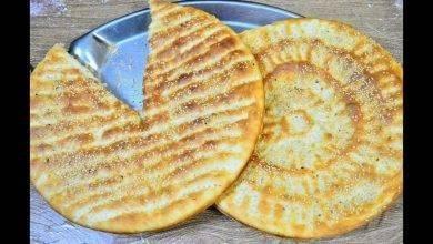 Photo of طريقة عمل خبز التميس …. عمل خبز الطابونة الهش باكثر من طريقة