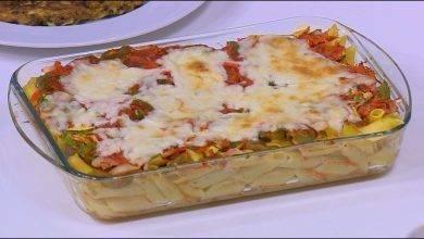 Photo of طريقة مكرونة بالخضار والجبن .. تعرف على الخطوات اللازمة لإعدادها