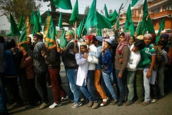 حال المسلمين في نيبال
