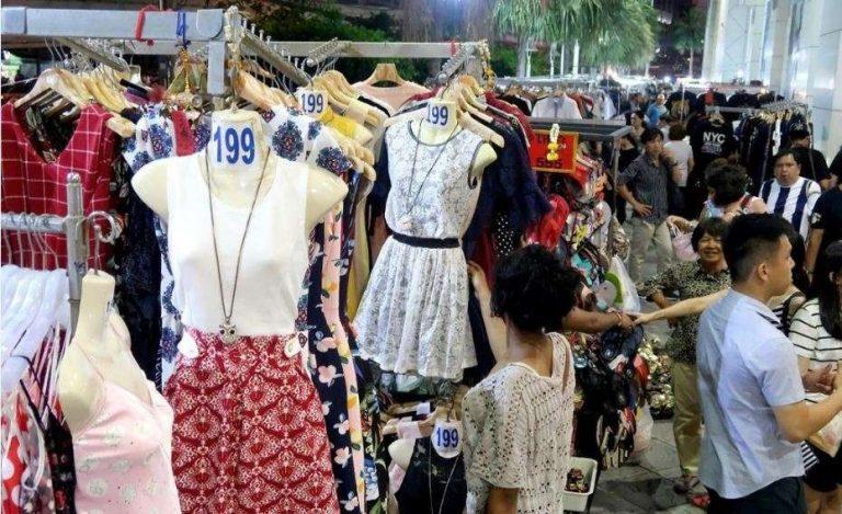 أسعار الملابس في تايلند عام 2019