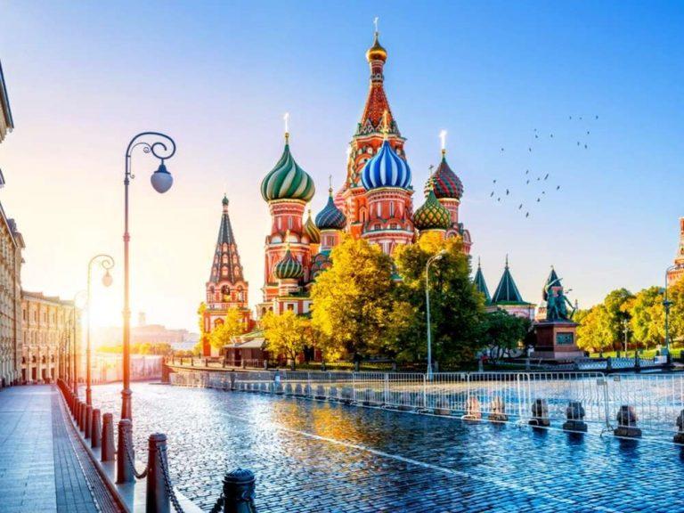 أشهر منتجات روسيا