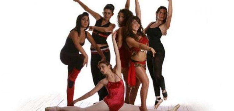 أنواع حركات الرقص الحديث