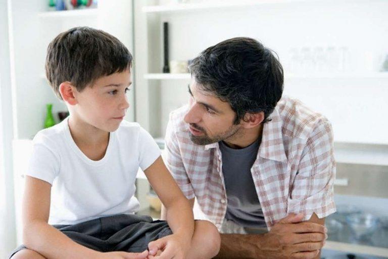كيفية تربية الأطفال في سن الثامنة