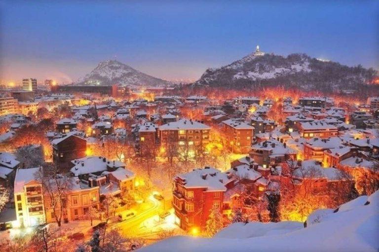 بلغاريا في الشتاء