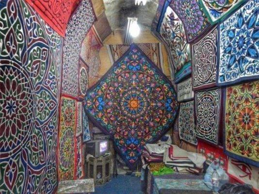 الخيامية - أشهر منتجات مصر