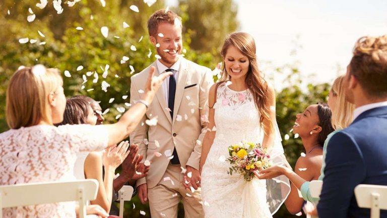 عادات وتقاليد الشعوب في الزواج