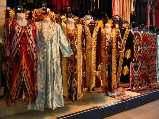 Clothing in Uzbekistan