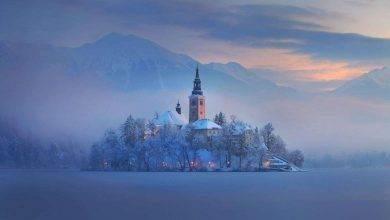 Photo of بليد في الشتاء سلوفينيا .. ما يمكنك فعله في الشتاء
