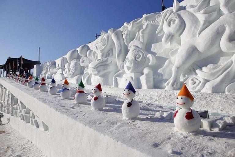 ثقافات الشعوب في الشتاء