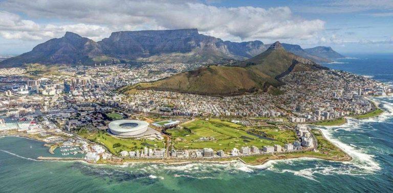 أشياء تشتهر بها جنوب أفريقيا