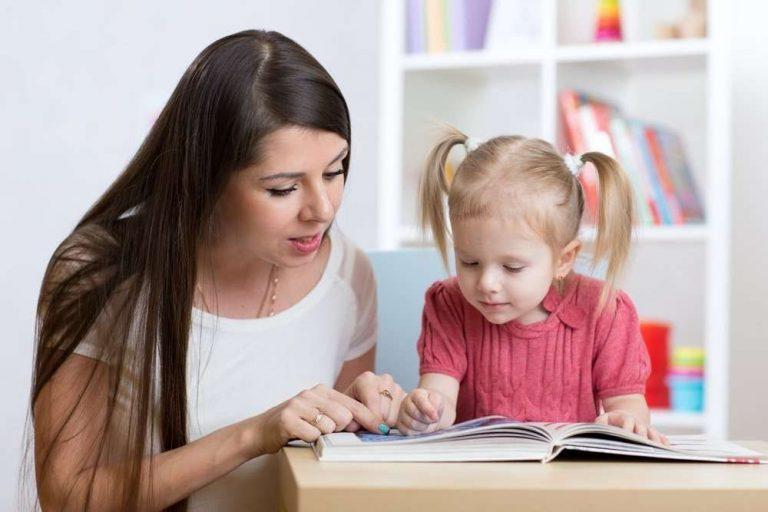 طريقة تعليم الأطفال القراءة