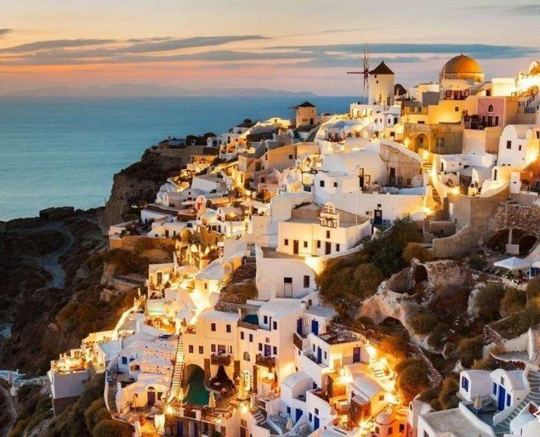 أشياء تشتهر بها اليونان