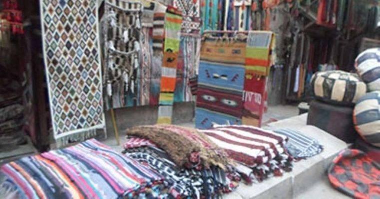 سجاد كيليم - أشهر منتجات مصر