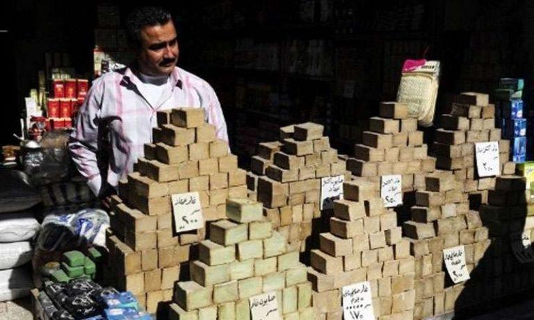 أشهر منتجات سوريا