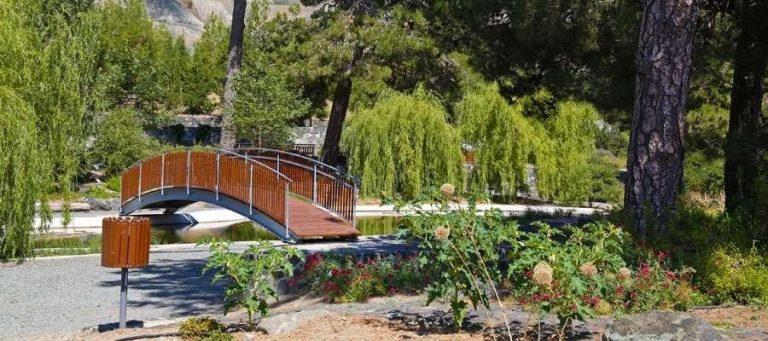 حديقة ترودوس النباتية
