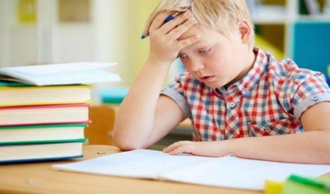 مشاكل الأطفال في الدراسة