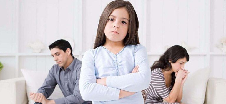 مشاكل الأطفال في سن السابعة