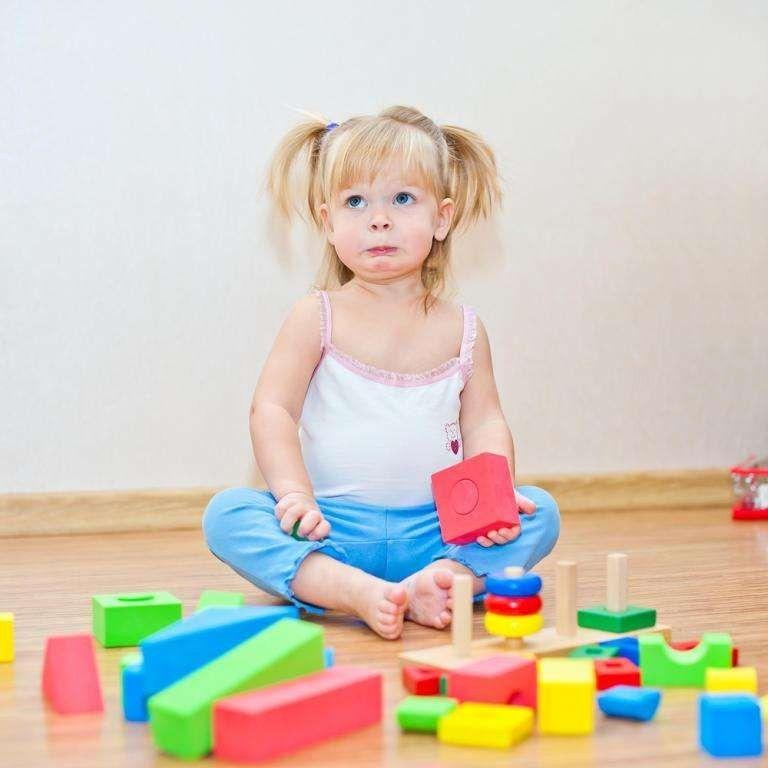 مشاكل الأطفال في عمر السنتين