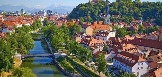 اشياء تشتهر بها سلوفينيا