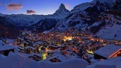 Photo of زيرمات في الشتاء.. تعرف على ما يمكنك القيام به في زيرمات السويسرية خلال فصل الشتاء