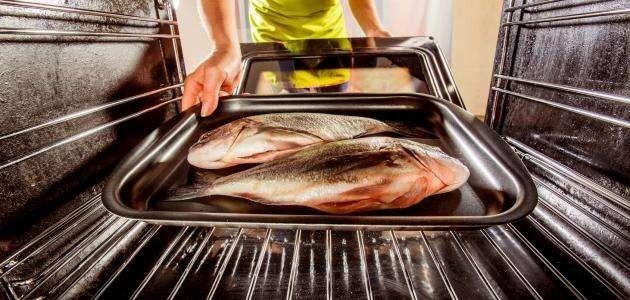 اسرار الطهي بإستخدام الفرن