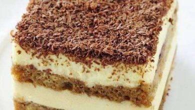 Photo of طريقة عمل تورتة التيراميسو… لكل عشاق المكسرات والشوكولاتة