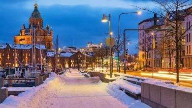 Photo of هلسنكي في الشتاء .. ما يجب القيام به في العاصمة الفنلندية هلنسكي خلال فصل الشتاء