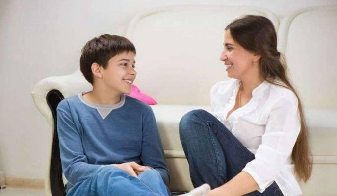 كيفية تربية الأطفال في سن التاسعة